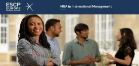 MBA in International Management